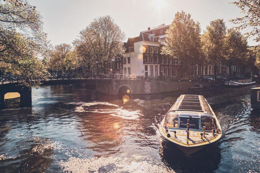 Final de ano na Holanda