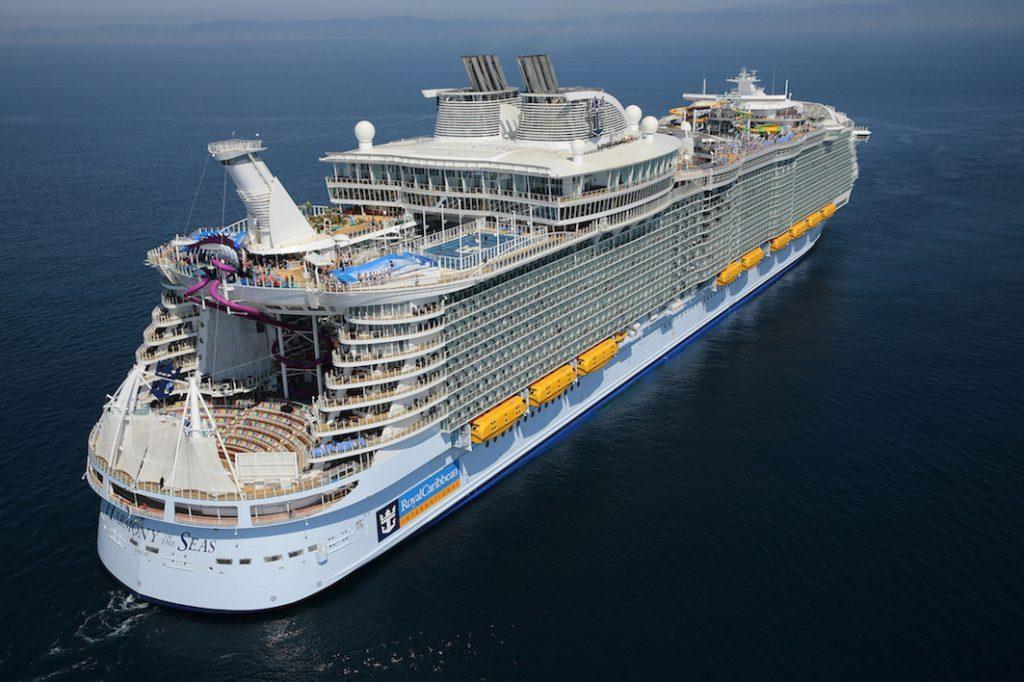 Celebrity Cruises; Royal Caribbean