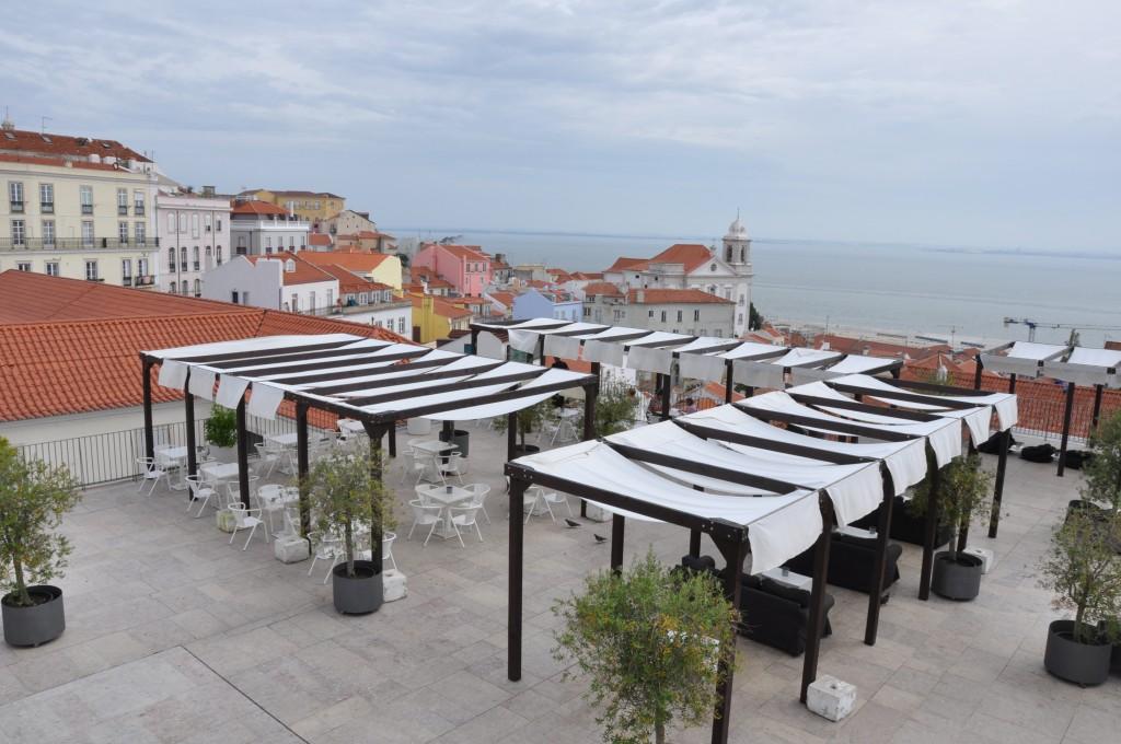 Visitando Lisboa com pouca grana