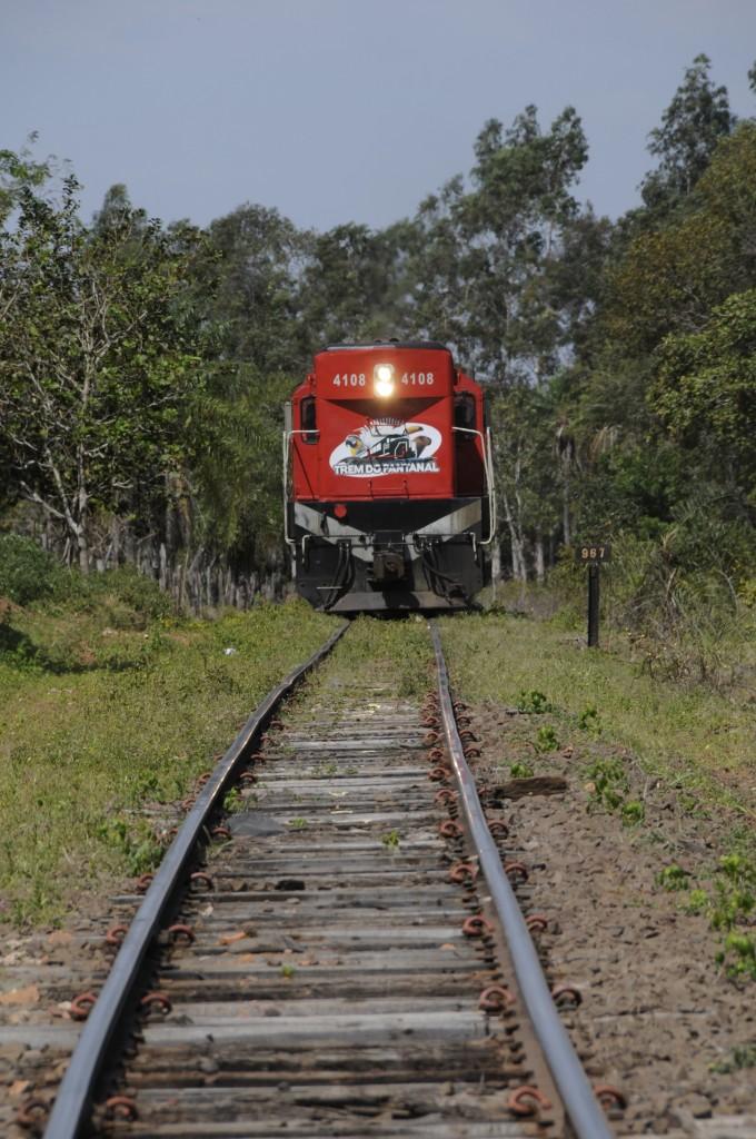 Viagens de trem; ABOTTC