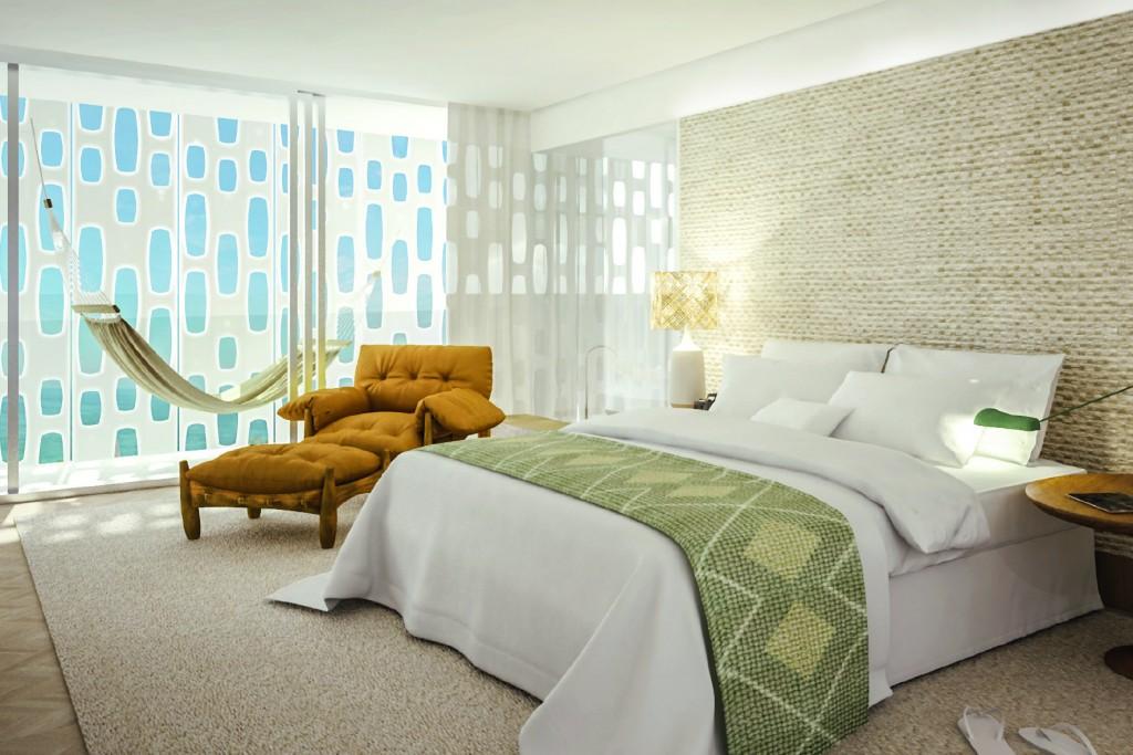 Hotel Emiliano no Rio de Janeiro
