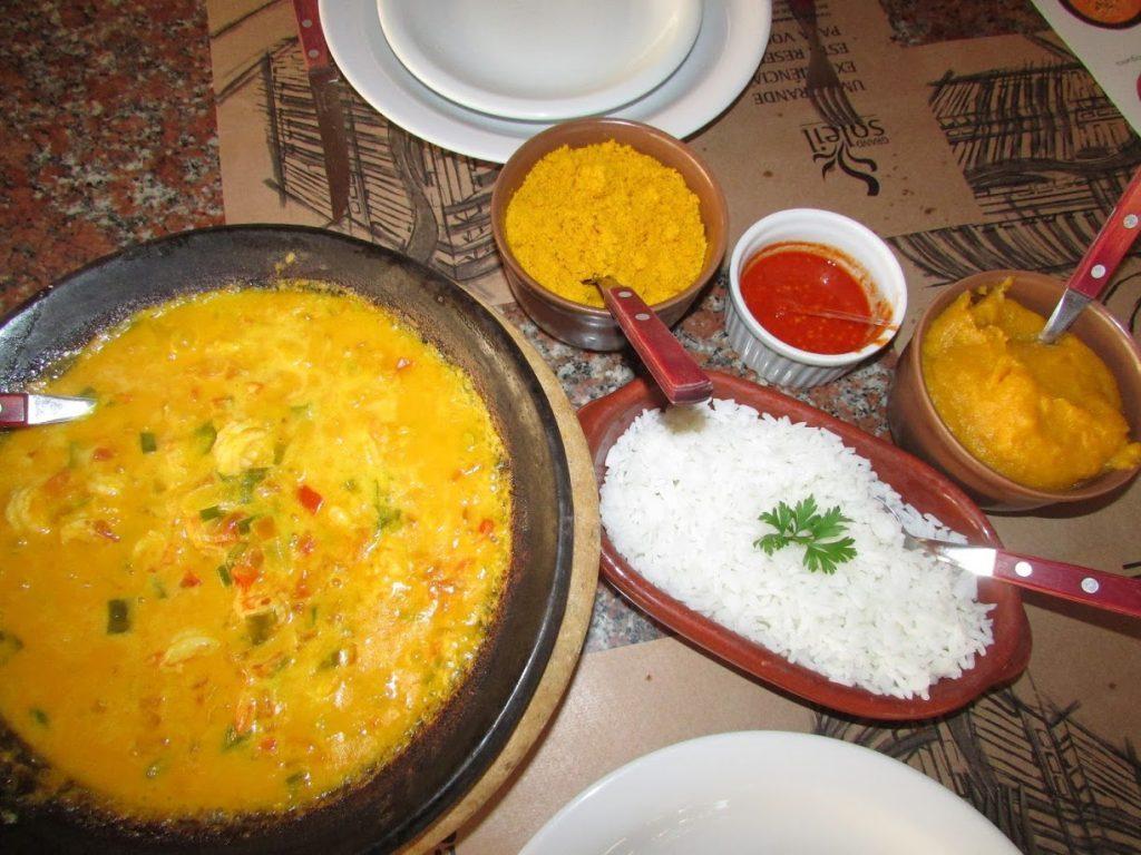Restaurante Akuaba em Maceió