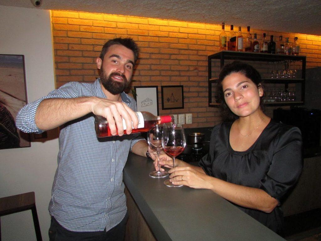 Bon Vin é point para beber vinhos em Maceió