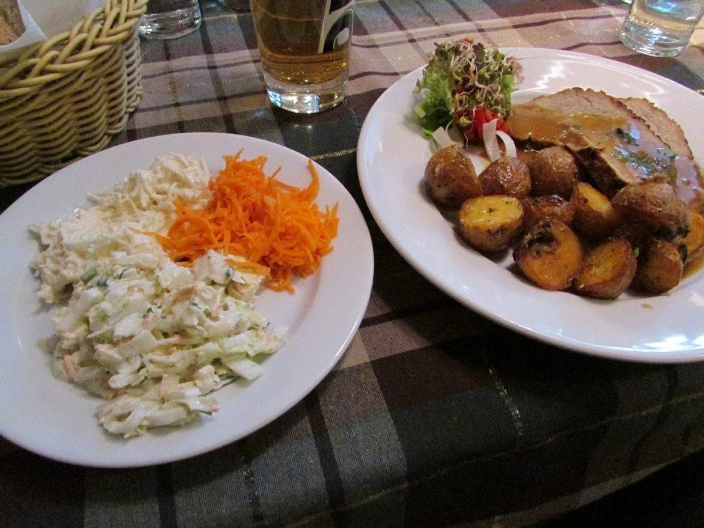 Restaurantes na Polônia