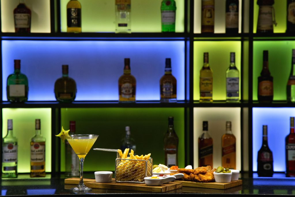 Happy Hour; Rio Hotel by Bourbon