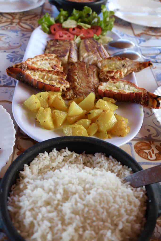 Gastronomia em Jampa