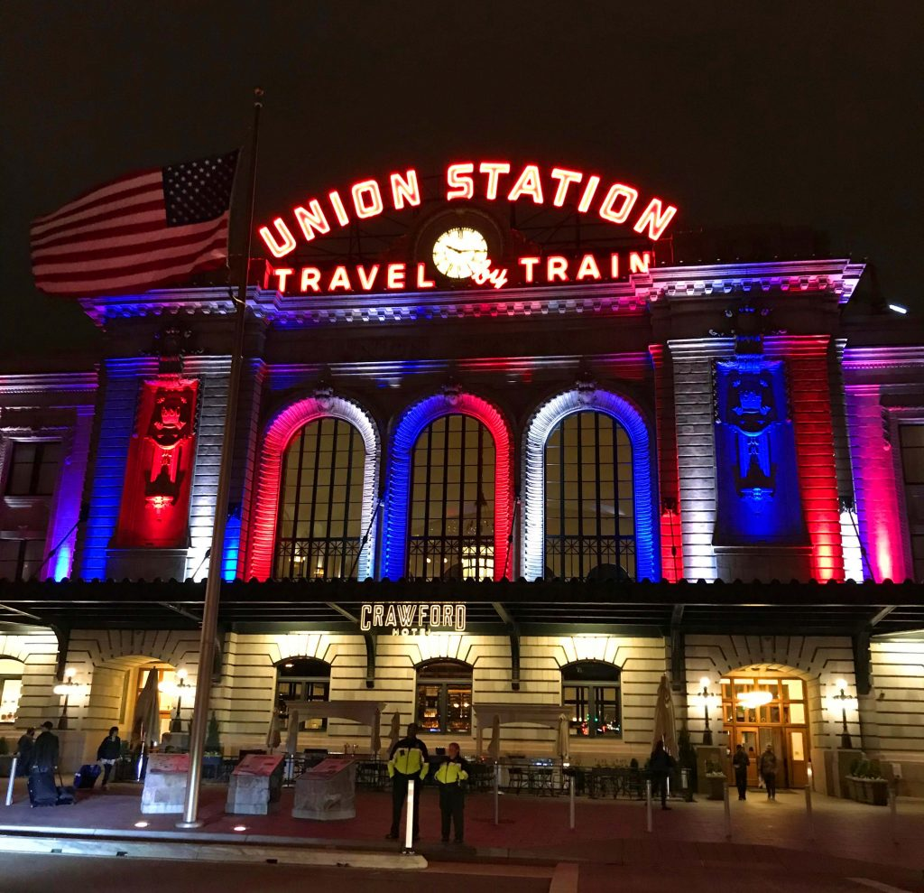 O que fazer em Denver - Union Station