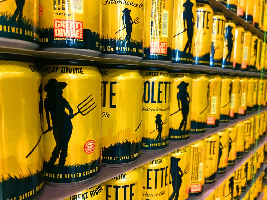 O que fazer em Denver - Latas de Cerveja