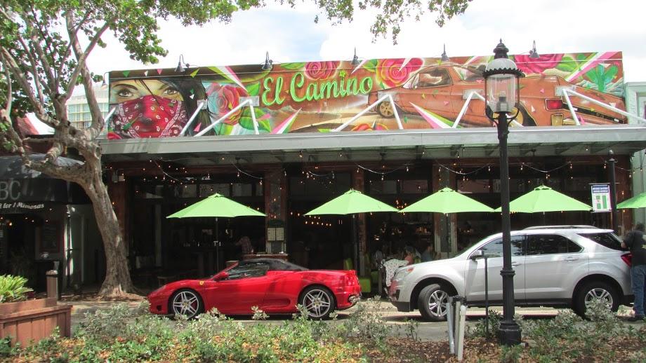 Um excelente mexicano em Fort Lauderdale