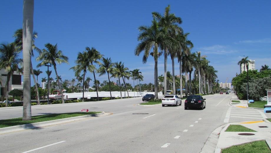Tranquilidade é a marca de Fort Lauderdale