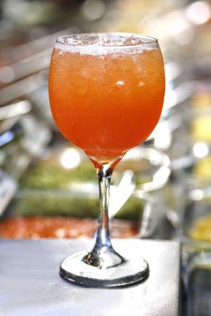Bar do Juarez; Novo drink