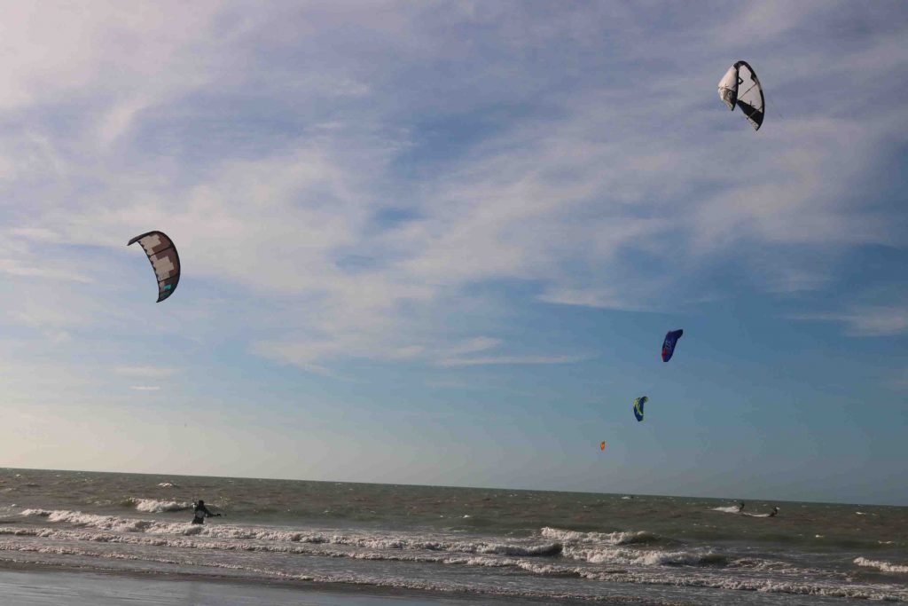 Dicas de viagem pela Rota das Emoções - Kite Surf