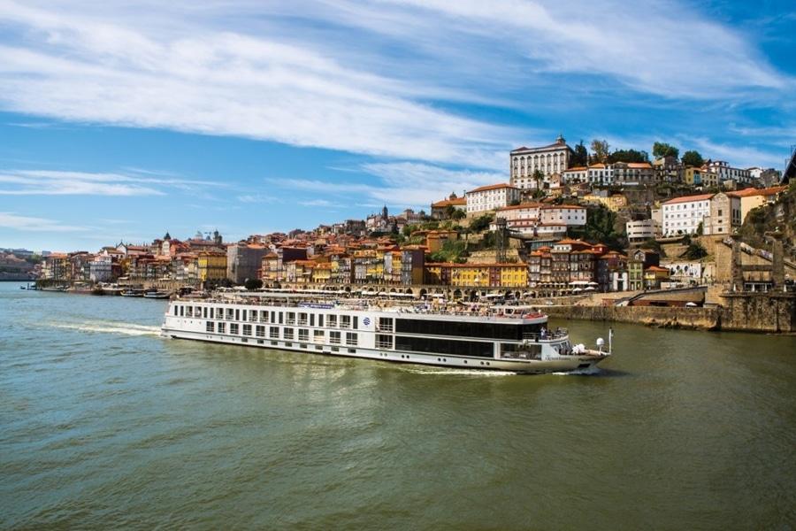 cruzeiros de luxo em Portugal