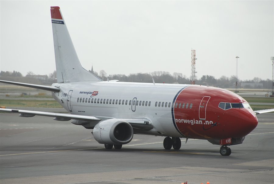Norwegian Air anuncia rota no Brasil