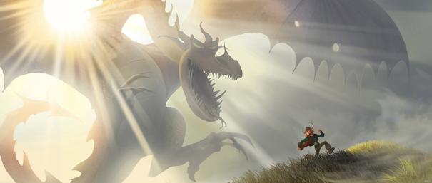 Exposição da DreamWorks