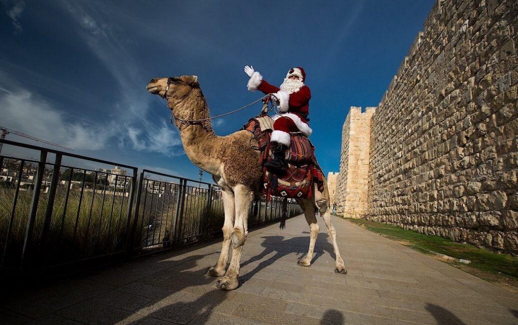 Casa do Papai Noel de Jerusalém