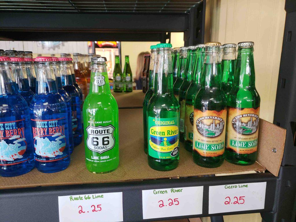 A fantástica loja de refrigerantes em Sebring
