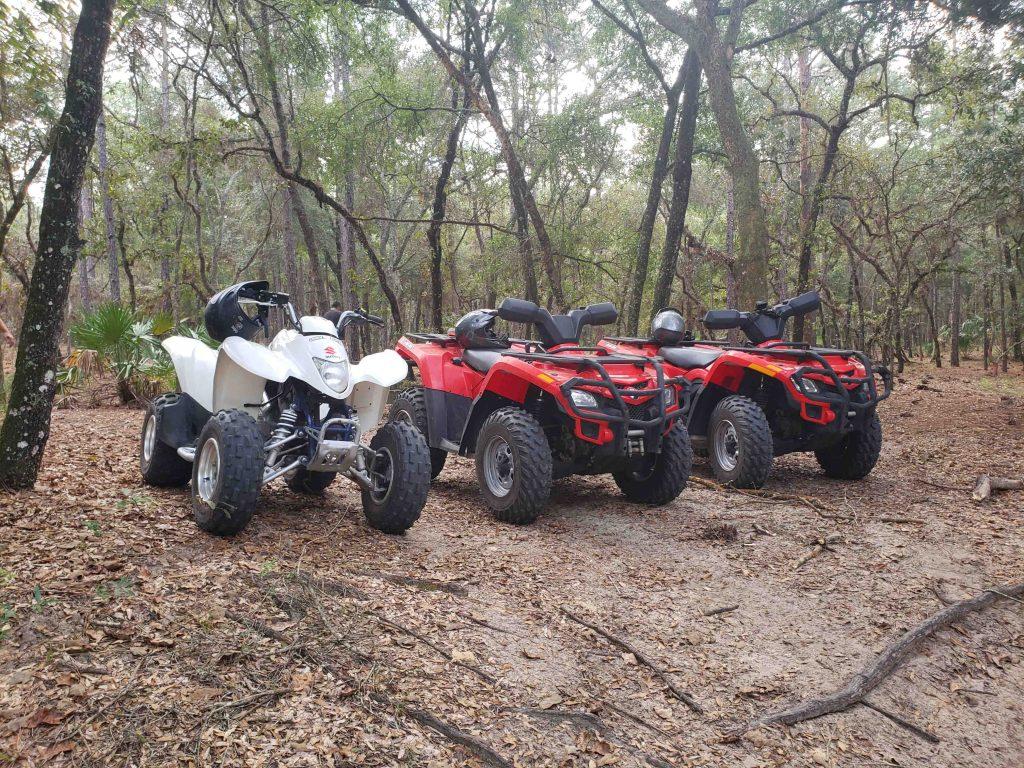 Conheça a Flórida em uma road trip - Quadriciclo