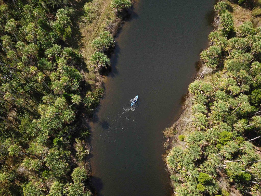 Conheça a Flórida em uma road trip - caiaque