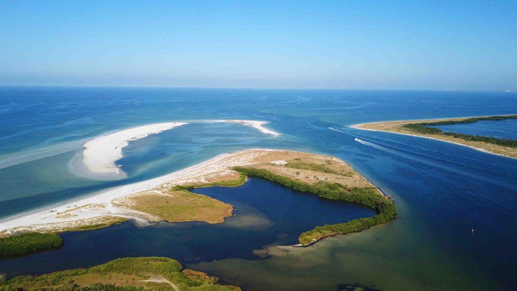 Conheça as praias de St. Pete & Clearwater