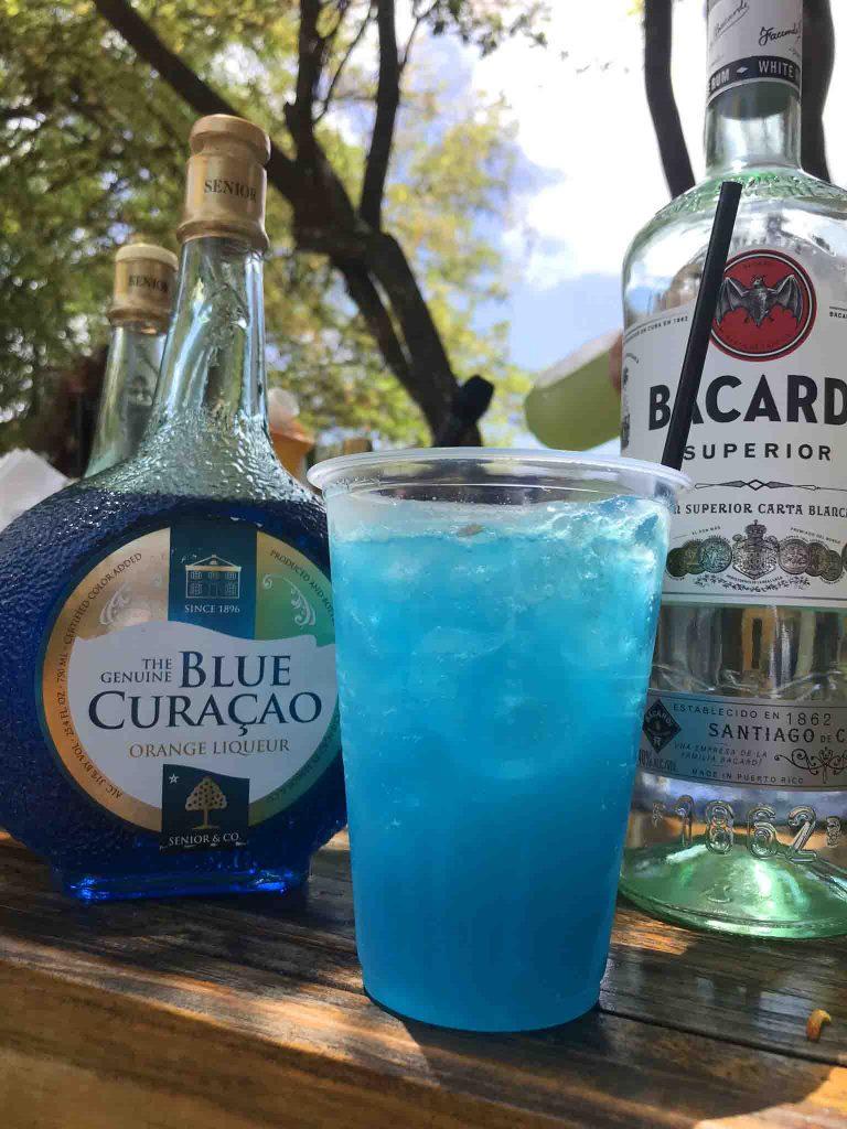 bebidas em Curaçao