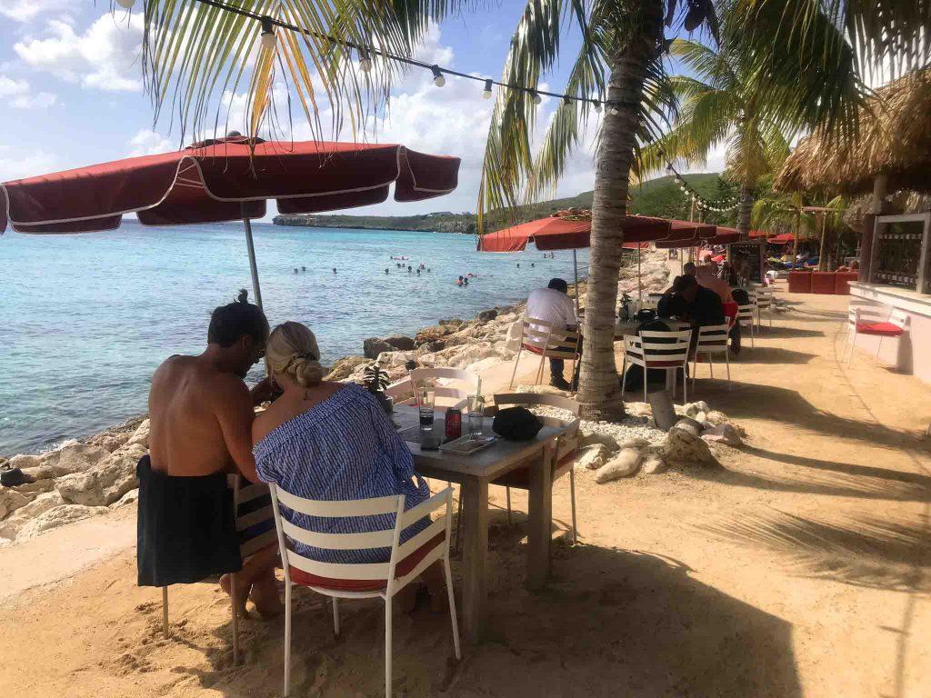 restaurantes em curaçao