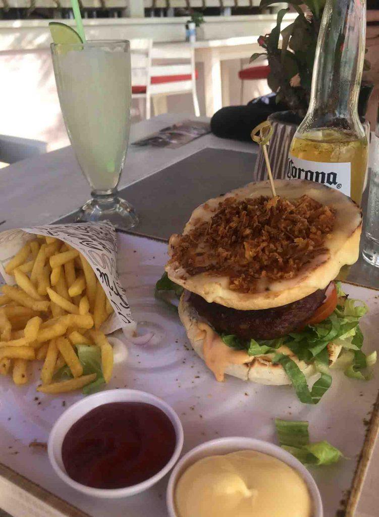 Onde comer em Curaçao