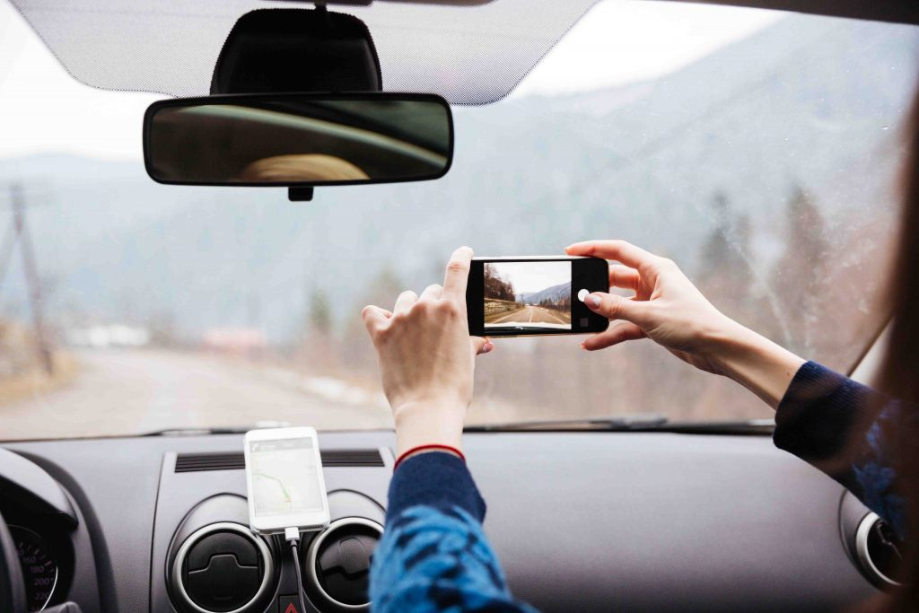 Conheça a Flórida em uma road trip - celular