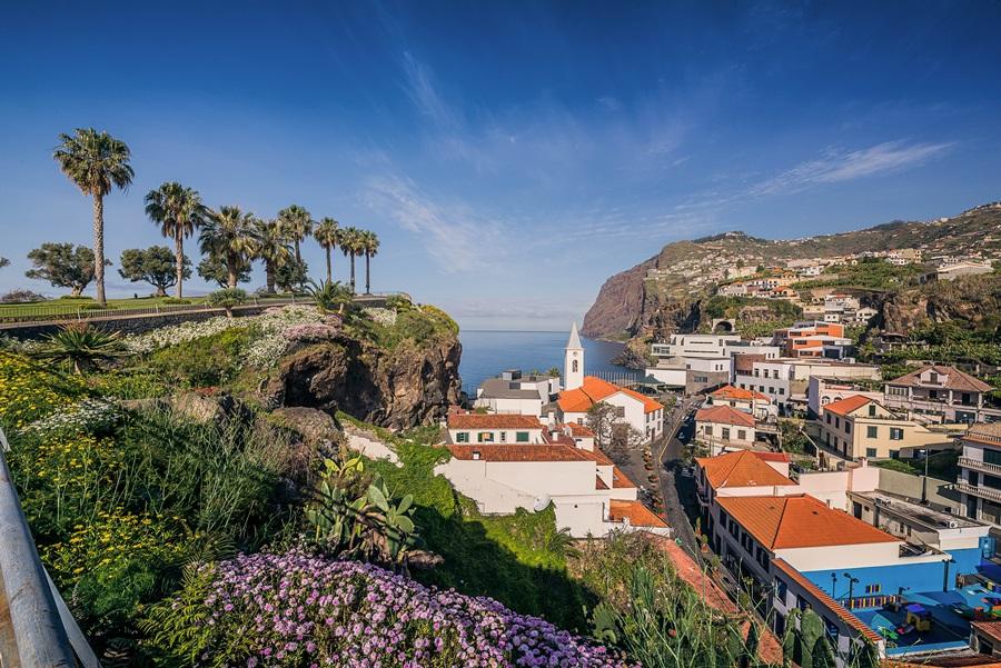 Viaje de carro pela Ilha da Madeira