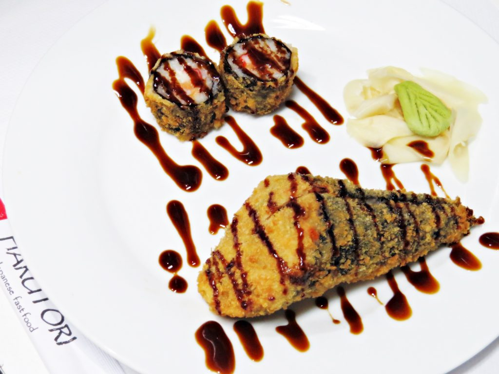 Festival gastronômico em Itaquera