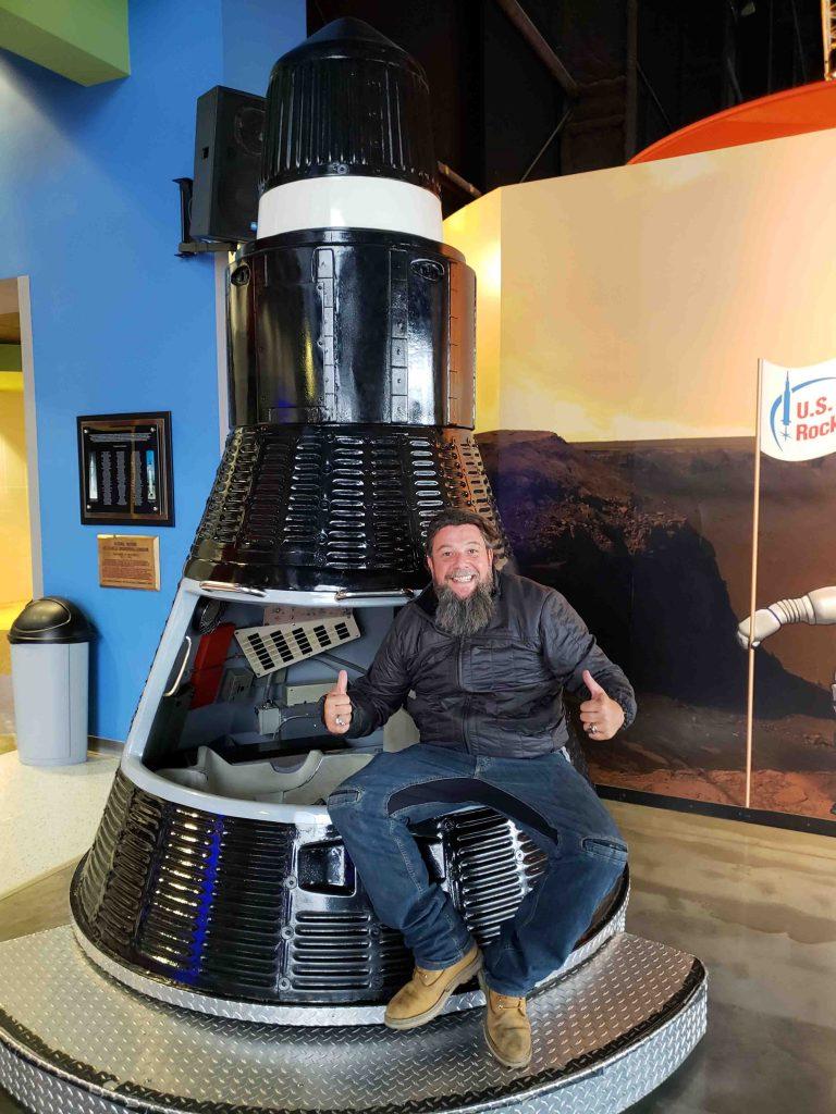Conheça o US Space Rocket Center, no Alabama