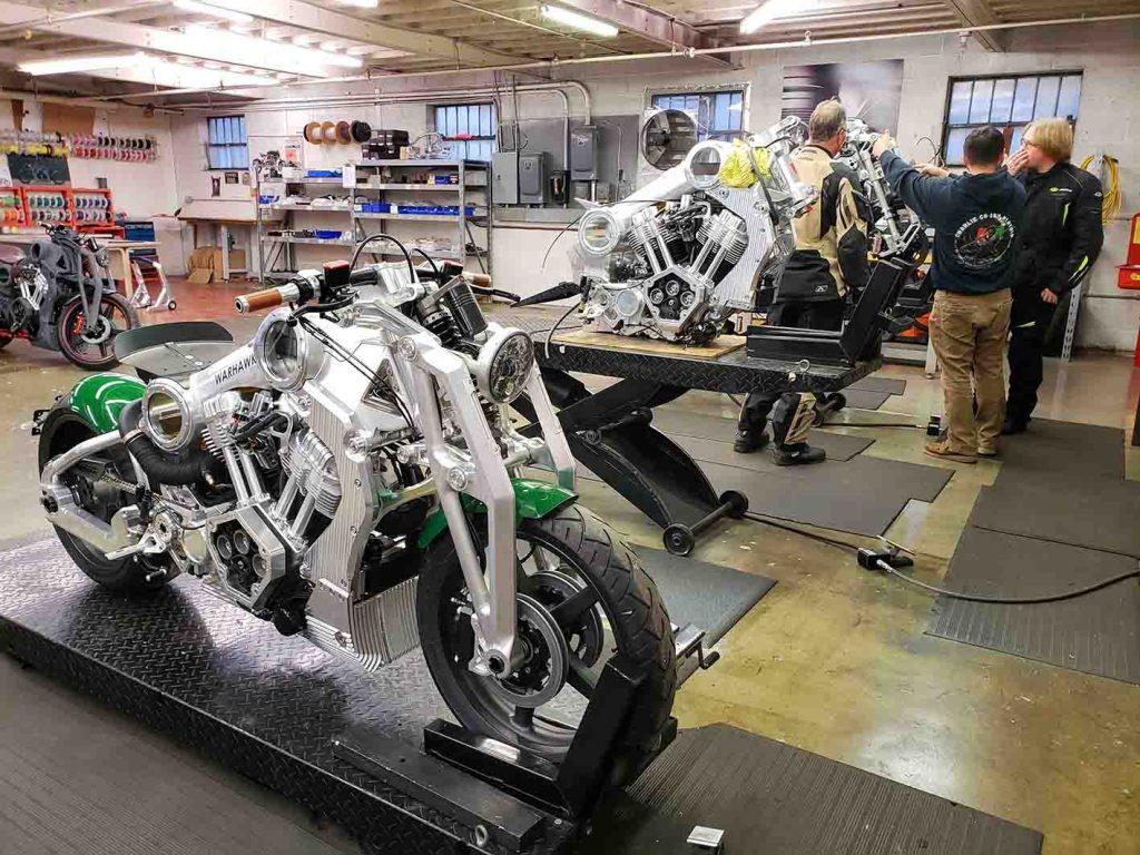 Alabama: um estado para fãs de motocicletas