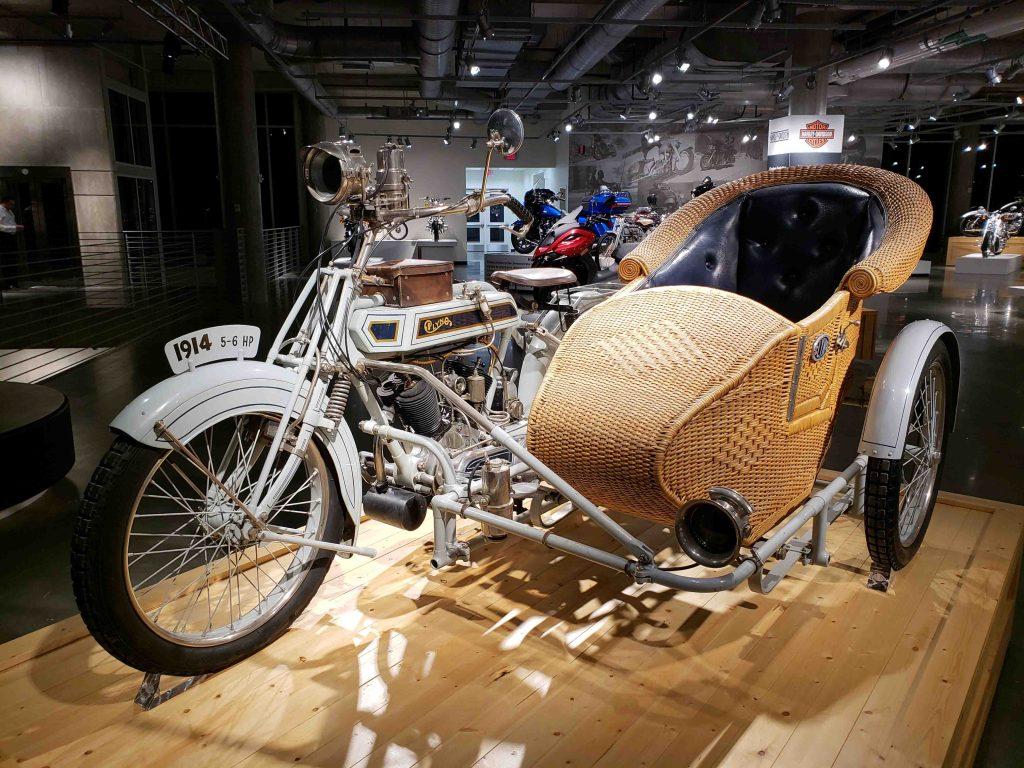 Viagem de moto no Alabama