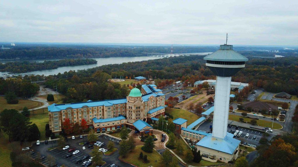 Onde ficar no Alabama? Veja lista de hotéis e cidades