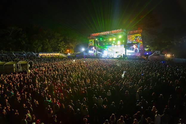 Festivais de música da Califórnia
