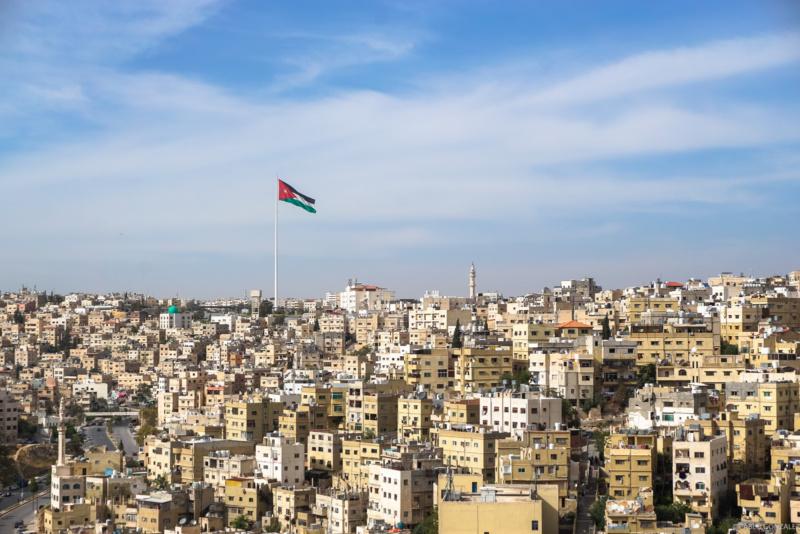 onde ficar na Jordânia