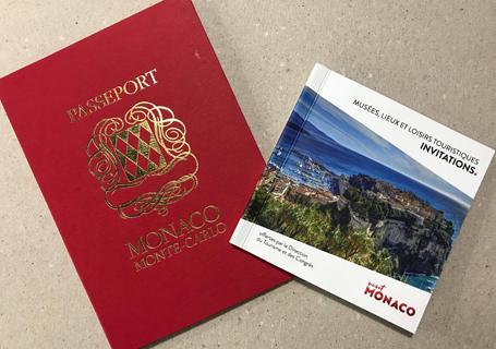 Passeport Pour Monte-CarloPasseport Pour Monte-Carlo