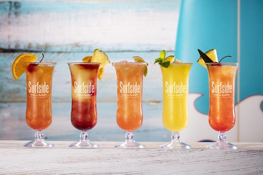 Universal Orlando comidas e bebidas