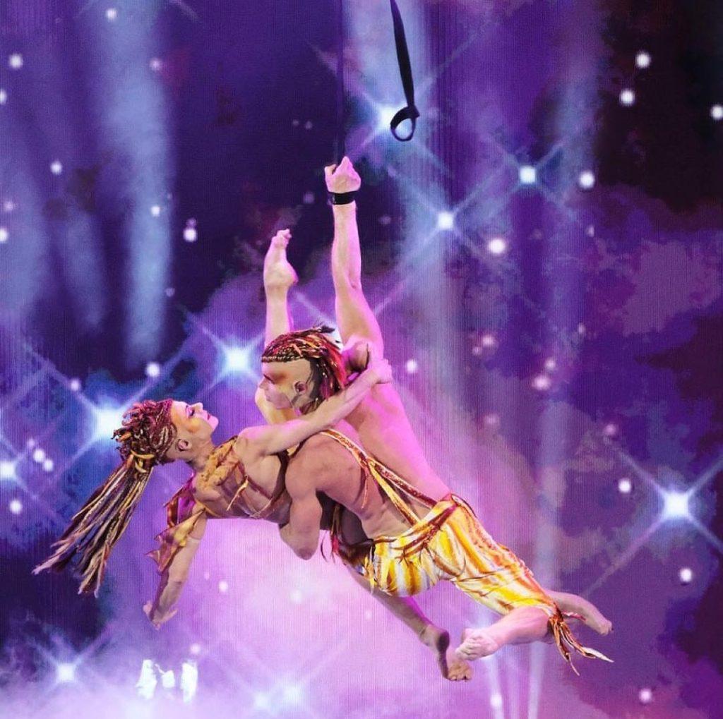 Cirque du Soleil; R.U.N