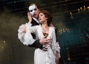 The Phanton of the Opera