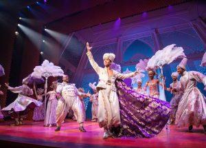 Nova York; Aladdin na Broadway
