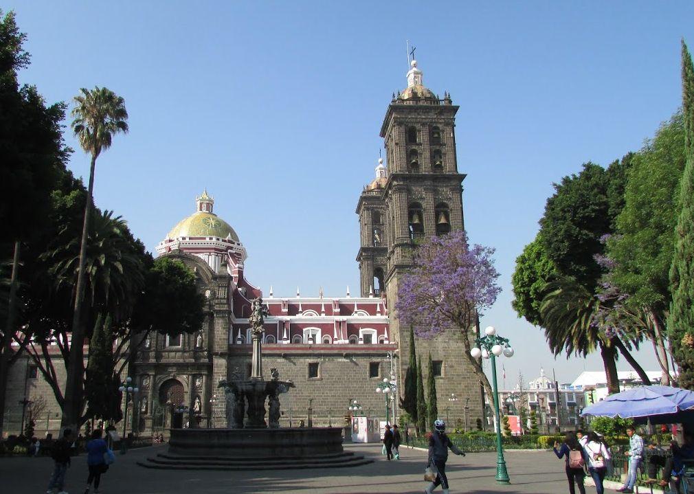 Quatro destinos no México