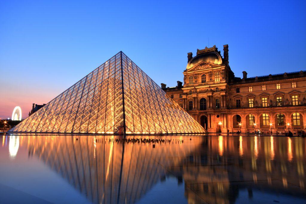cinco museus; arte; mundo