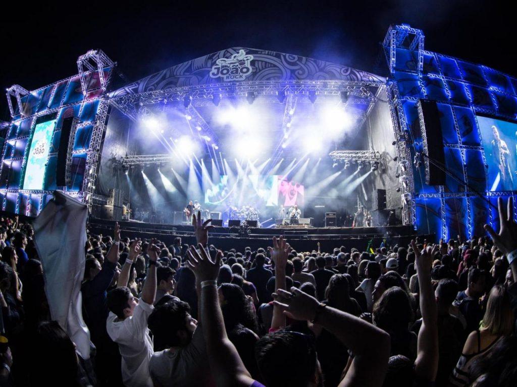 Festivais de música em junho