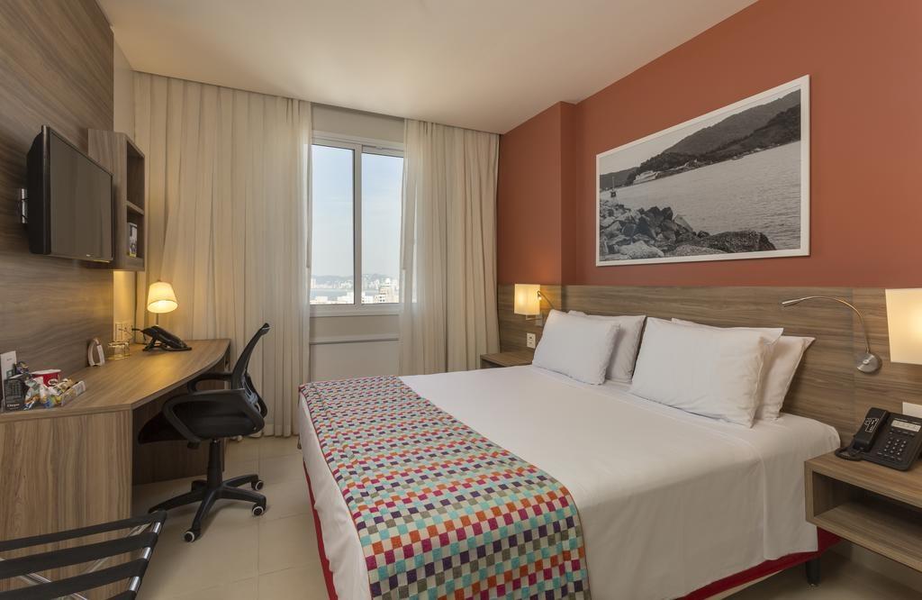 melhores hotéis em Santos