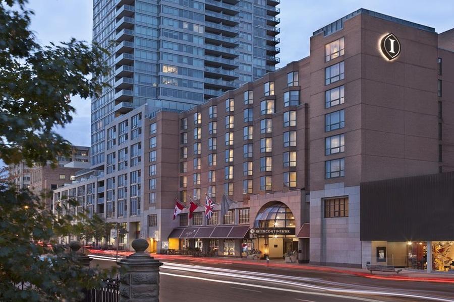 melhores hotéis em Toronto