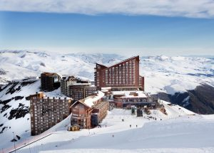 Estações de neve no Chile