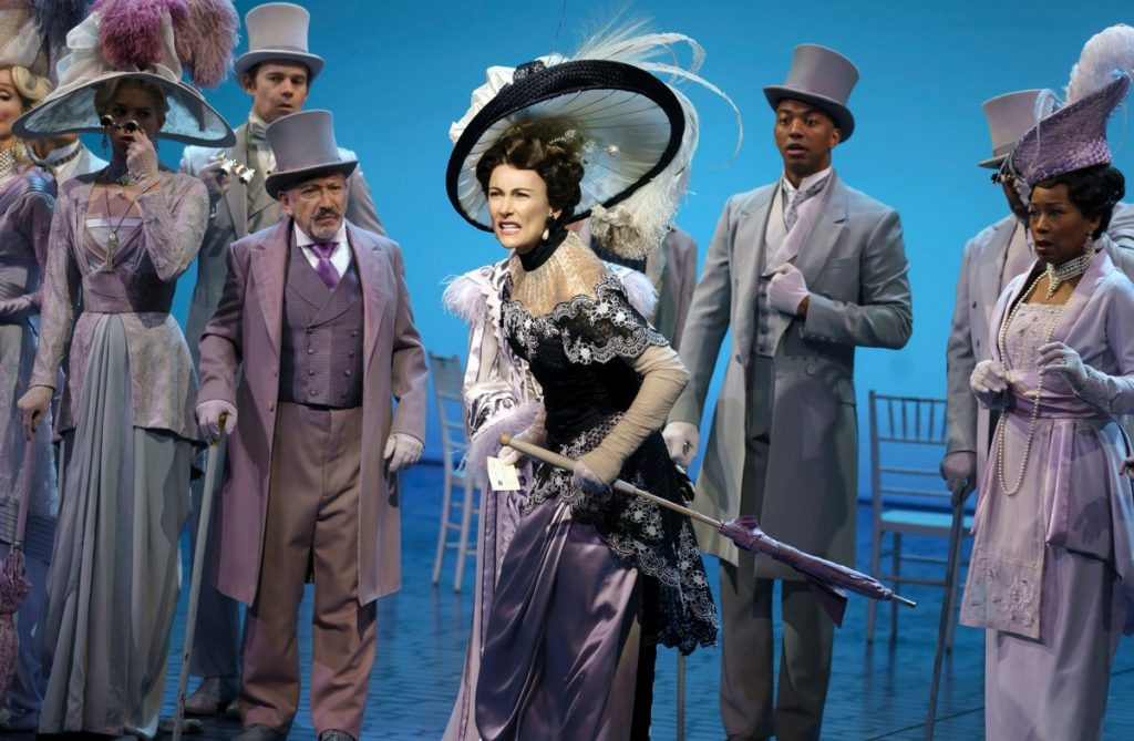 My Fair Lady na Broadway