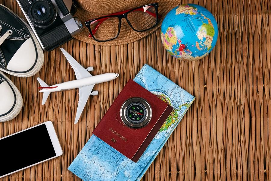 Contratar seguro viagem para férias