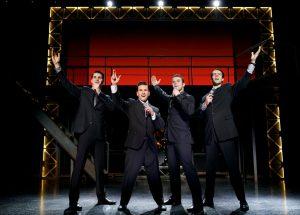 Jersey Boys na Broadway